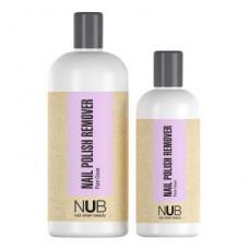 Nub  жидкость для снятия лака,  nail polish remover pure clean 250 ml