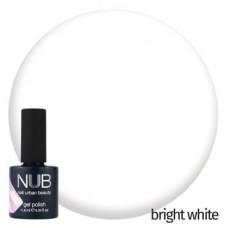 Nub  гель-лак Nub maybe french bright white 11,8 ml