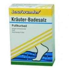 Соль для ножных ванн с экстрактами трав, 250 гр