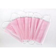 Процедурные маски Safe + Mask Pink 50 шт