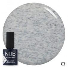 Nub гель-лак fluffy gel #03 11.8 ml