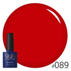 Nub гель-лак, dark love 089, 11,8 ml