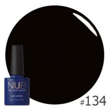 Nub гель-лак, tiny black dress 134, 11,8 ml