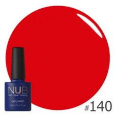 Nub гель-лак, moulin rouge 140, 11,8 ml