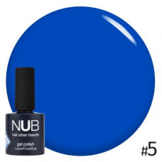 Nub  витражный гель-лак nub glass gel #5 11,8 ml