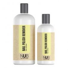 Nub жидкость для снятия лака nub nail polish remover non-acetone 250 ml