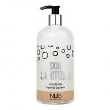 Nub  антисептик для рук nub skin sanitizer lime and peppermint 500 ml