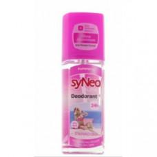 Syneo Aura 24h - Антиперспирант ночного действия, 0% алюминия,  Passion женск, 75 мл